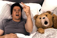 Ted, un oso bien turro