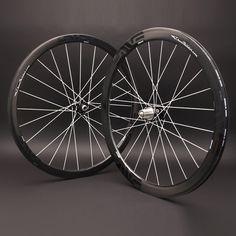 Custom ENVE Road/Cyclocross Disc Brake Front Wheel - Wheelbuilder.com