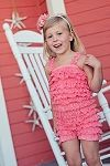 Petti Rompers at Wholesale - Baby Petti Romper and Toddler Lace Rompers from The Hair Bow Company