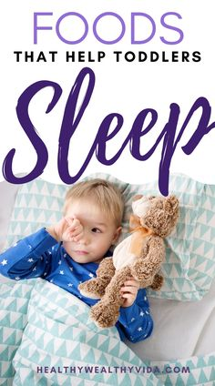 Try one of these melatonin boosting bedtime snacks for your toddler to help them sleep better at night. Toddler Learning, Toddler Activities, Teaching Kids, Toddler Sleep, Toddler Meals, Toddler Food, Baby Life Hacks, Gentle Parenting, Parenting Tips