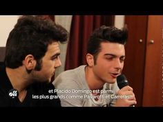 Il Volo Performs Beautiful Day at the Tonight Show - YouTube