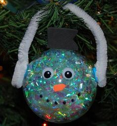 Christmas Ornament Crafts for Kids to Make & Give - Sixty Second Parent