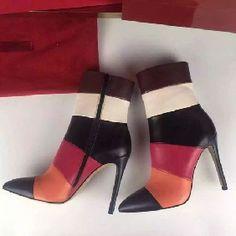 VALENTINO Bootie Thin Heel 5
