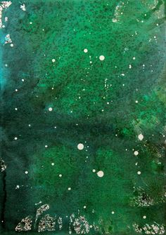 © Wilhelm Roseneder. Sternenbild /Constellation Nr. 4160710, 2010. Aquarell, Tusche, chinesische Reibtusche/Watercolour, ink, Chinese ink, 34x23.9 cm Constellations, Watercolor, Ink, Painting, Pen And Wash, Watercolor Painting, Watercolour, Painting Art, India Ink