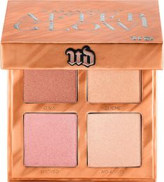 Urban Decay Afterglow Highlighter Palette $34.00 http://shopstyle.it/l/nYot