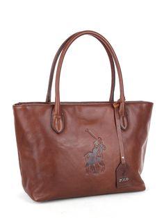 0165ba6465b0 Tote Bag - Leather Handbags - Handbags Polo Horse