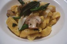 Browned Butter Sage Dressed Squash Gnocchi Recipe on Food52 recipe on Food52