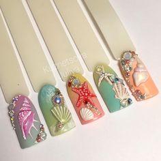 #ногтипитер #nails #nailart #nailmaster #nailartlover #маникюрспб #маникюр #гельлак #гель_лак #градиент #гелькраска #shellac