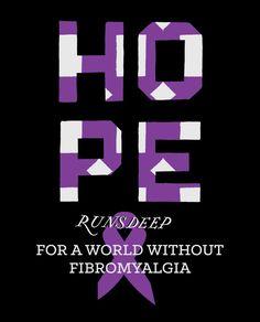 Hope Runs Deep - Fibromyalgia