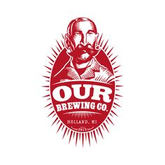 OurBrewingCompany.com - Downtown Holland - Logo - Craft Beer - Michigan Brewery