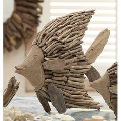 Driftwood Angel Fish.