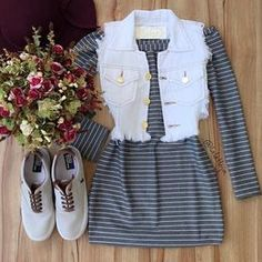 Vestido + Colete
