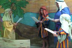 Gospel of Mark Bible Skits Dramas for Children's Ministry Christian Skits, Christian School, Mark Bible, Gospel Of Mark, Sunday School, Ministry, Dramas, Classroom, Purpose