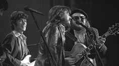 The Band, The Last Waltz. Robbie Robertson, Bobby Charles and Dr. John perform during 'The Last Waltz.' Michael Ochs Archives/Getty Images  Read more: http://www.rollingstone.com/music/news/the-last-waltz-19780601#ixzz3yPGmSvwj Follow us: @rollingstone on Twitter | RollingStone on Facebook