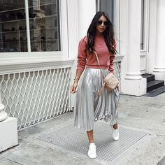 7 Fashion Blogger Outfits to Copy From Instagram This Week: NYFW Edition