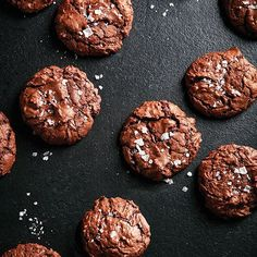 Double chocolate brownie cookie - Chatelaine