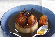 Honey Crème Caramels Creme Caramel, Caramels, Dessert Recipes, Desserts, Gary Mehigan, Panna Cotta, Sweet Tooth, Spices, Honey
