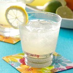 Lemonade Recipes from Taste of Home -- including Aunt Frances' Lemonade Recipe