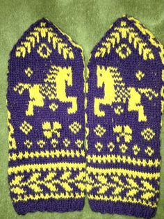Mittens for Lia