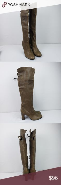 155de7867b86 Sam Edelman Boots Size 10 Leather Tall  D Sam Edelman Womens Boots Size 10  Brown