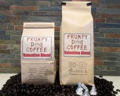 Valentine Coffee, Valentine Gift, Valentine's Day, Roasted Coffee, Fresh Roasted Coffee