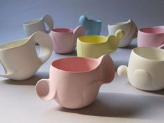 Ceramics  : by yuri takemura