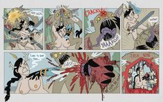 Ten Deadly Tasks || Comics - Ten Deadly Tasks Page 47 Palm Of Your Hand, Playing Cards, Comics, Playing Card Games, Cartoons, Comic, Game Cards, Comics And Cartoons, Comic Books