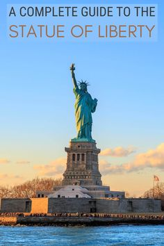 Are you planning a trip to New York? You can't skip the Statue of Liberty! Check out this post to discover everything you need to know before visiting the Statue of Liberty, with tips on the best Statue of Liberty tours and ticket options, information on the time schedule, and much more | Things to do in New York | via @clautavani Italy Travel, Travel Usa, Immigration Us, Immigrant Visa, New York City Travel, South America Travel, Africa Travel, Trip Planning, Statue Of Liberty