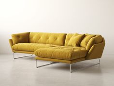 New York Corner Sofa 3D Model   3D Model