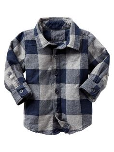 Checkered flannel shirt Product Image