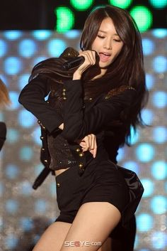 Yonna in Asia Song Festival 2011