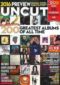 Published by Time Inc. (UK) Ltd, UNCUT is the essential magazine about rock music, written by people who love that music as much as you do. Every month, it features the most comprehensive and trustworthy album reviews section in the world. There are in-depth interviews with the finest musicians of the past five decades, and with the exciting new artists who are following in their great tradition. Insightful, informative, passionate about extraordinary music – that's Uncut.