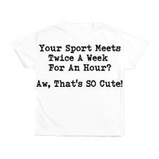 Your Sport Kids All Over Print T-Shirt