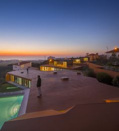 Gallery of Afife Houses / António Fernandez Architects - 1