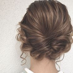 OK for pools and the ocean ♡ 9 universal hair arrangements that are cute and hard to collapse - - Braided Bun Hairstyles, Sleek Hairstyles, Medium Hair Styles, Short Hair Styles, Finger Wave Hair, Bridal Hair Inspiration, Hair Arrange, Ombre Hair, Hair Hacks
