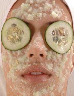 Belleza y Salud | Spa en casa | ¡Que te importe un pepino! | Utilisima.com - http://www.utilisima.com/belleza/410-que-te-importe-un-pepino.html
