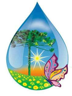 sasasa Save Water Poster Drawing, Earth Day Drawing, Castle Crafts, Art With Meaning, Beautiful Landscape Wallpaper, Save Our Earth, School Painting, Board Decoration, School Decorations