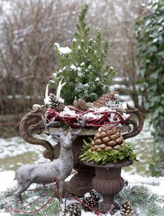 Blickfang im Garten (©WG/FloraPress)