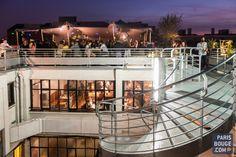 Le Perchoir, un rooftop, un bar mais surtout un restaurant. Crédit photos : Aude Boissaye, Studio Cui Cui.