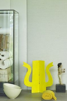 Piet Boon Styling by Karin Meyn | Unique styling with yellow interior objects