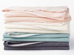 Cozy Cotton Blanket Pillow Cover