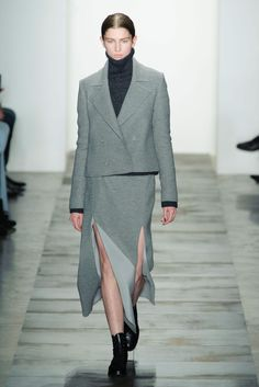 #WesGordon #Fall #2015 #Fashion #Show #Fall2015 #nyfw #NewYork #Fashionweek via @TheCut
