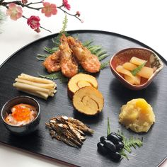 Japanese Food Art, Japanese Dishes, Japanese New Year, Tasty Dishes, Food And Drink, Appetizers, Yummy Food, Healthy Recipes, Snacks