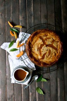 Cheesecake mit Aprikosensauce | Foodlovin'