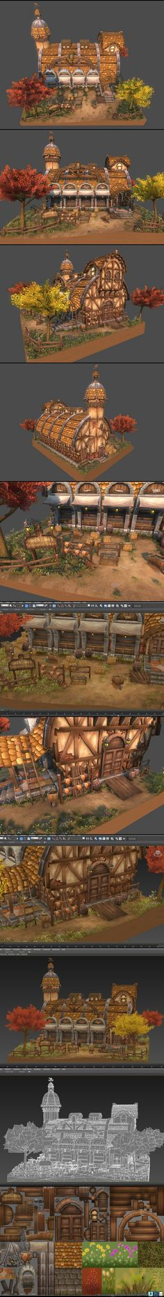 3D environment model  Be the reason our environment improves for decades to come at http://www.fuzeus.com