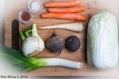 Pikantní kvašená zelenina – Greenwayfood Kimchi, Pickles, Carrots, Chic Chic, Vegetables, Food, Essen, Carrot, Vegetable Recipes