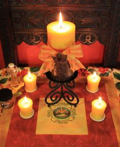 Lughnasadh 2012- all made by me