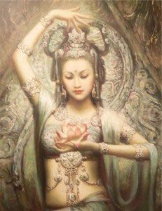 Kuan Yin Goddess of Compassion