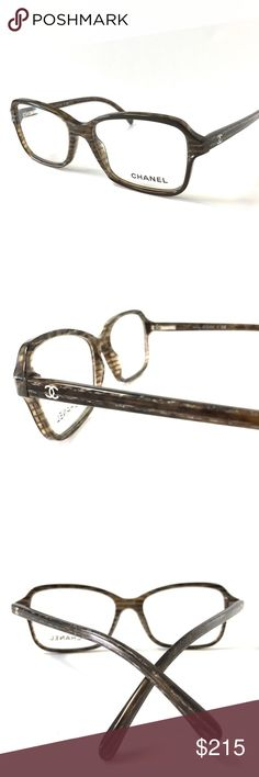 CHANEL Eyeglasses Brown Horn NWOT CHANEL Eyeglasses  Brown Horn Frame 52mm-16mm-135mm New Without Tags!!! Includes an original Chanel case only   CHANEL CASE MAY VARY!!! Guarantee 100% Authentic We Ship Next Day!!!!                                                🌷NO TRADES🌷 🌷We will consider reasonable offers🌷 CHANEL Accessories Glasses