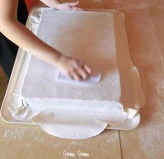 Come fare la pasta di zucchero   Ricetta base